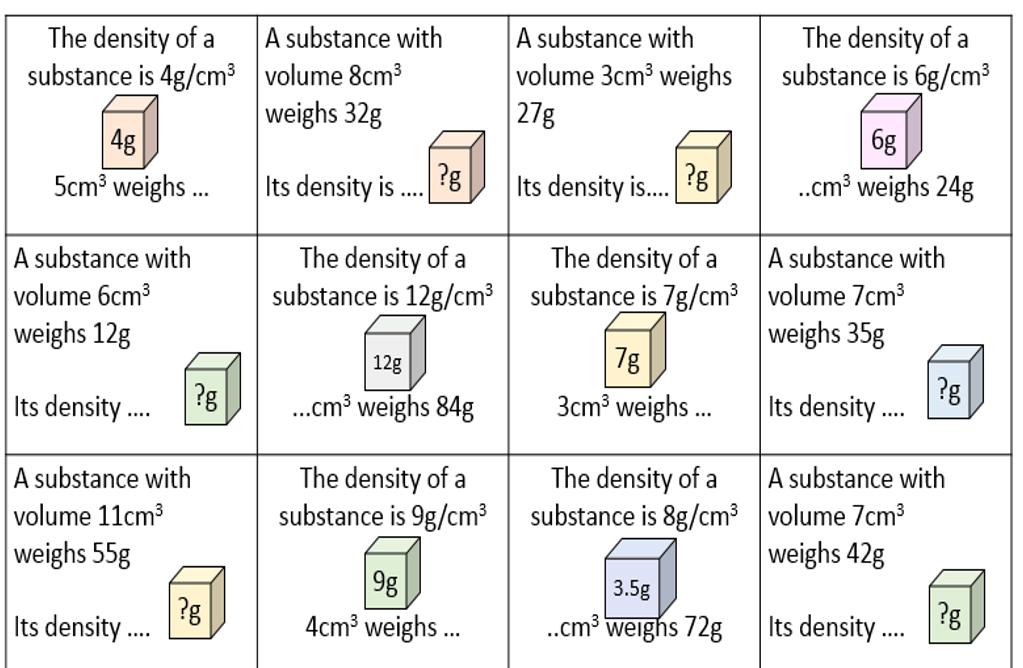 density 2