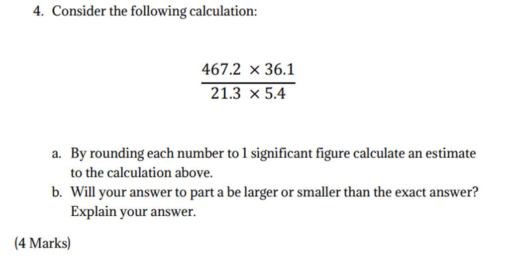 estimate 2